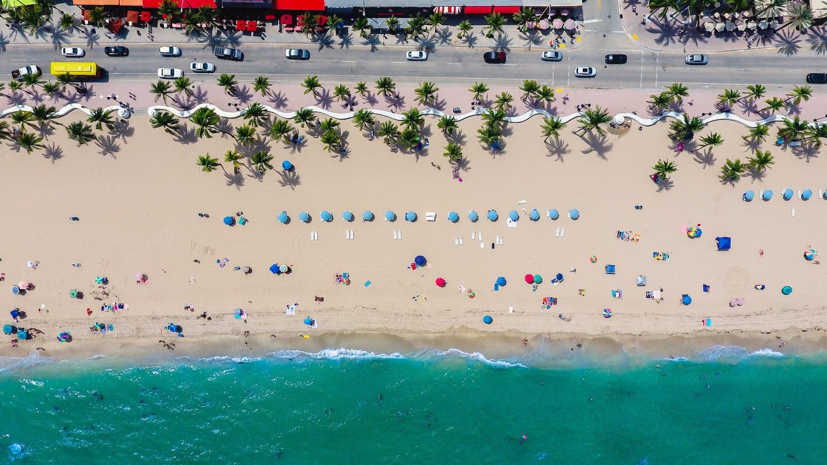 5 raisons de s'installer à Miami