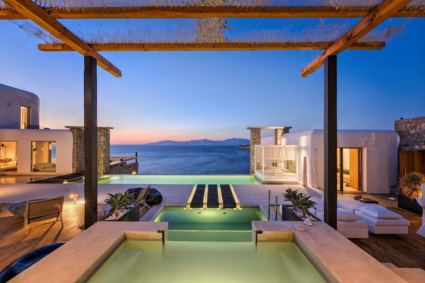 Villa à l'Île Maurice