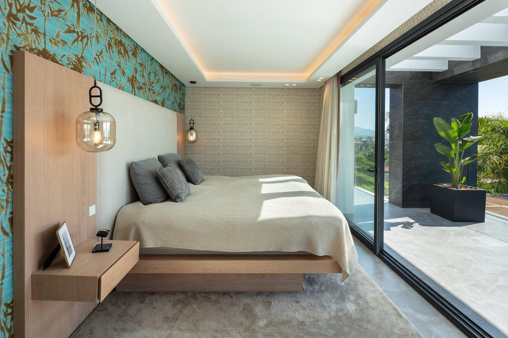bedroom room indoors dorm room