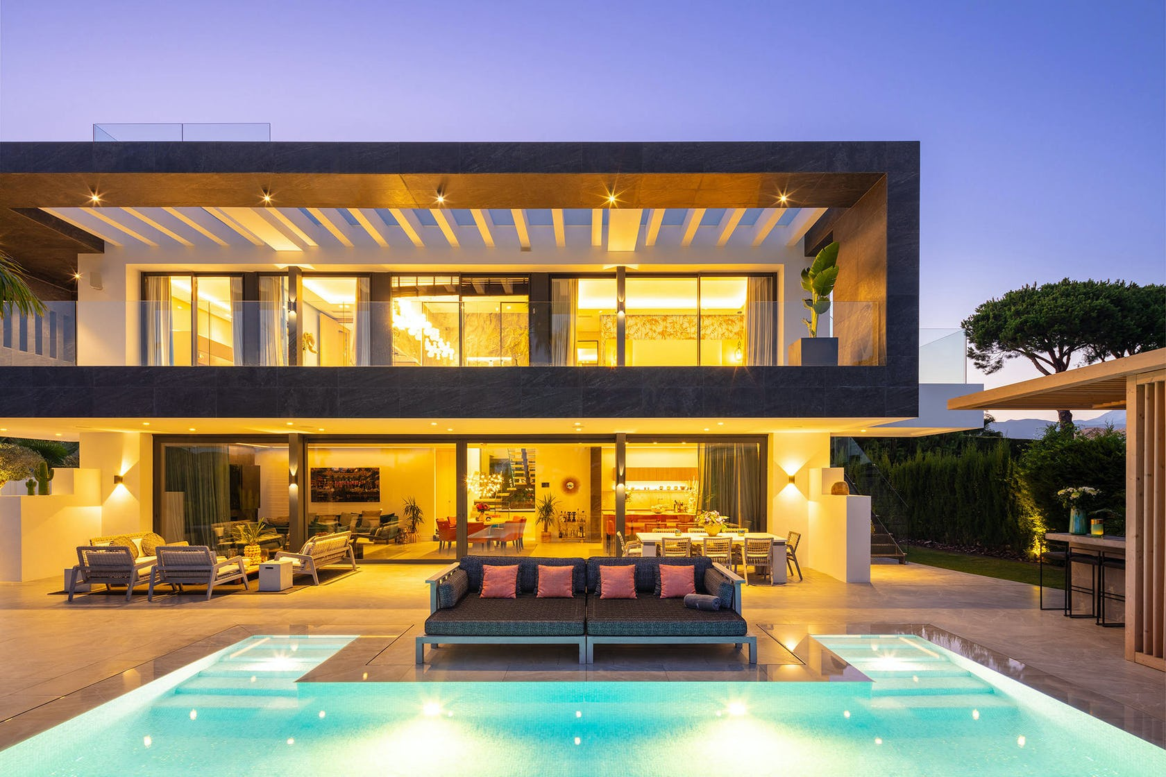 Investir dans une villa à Benahavis