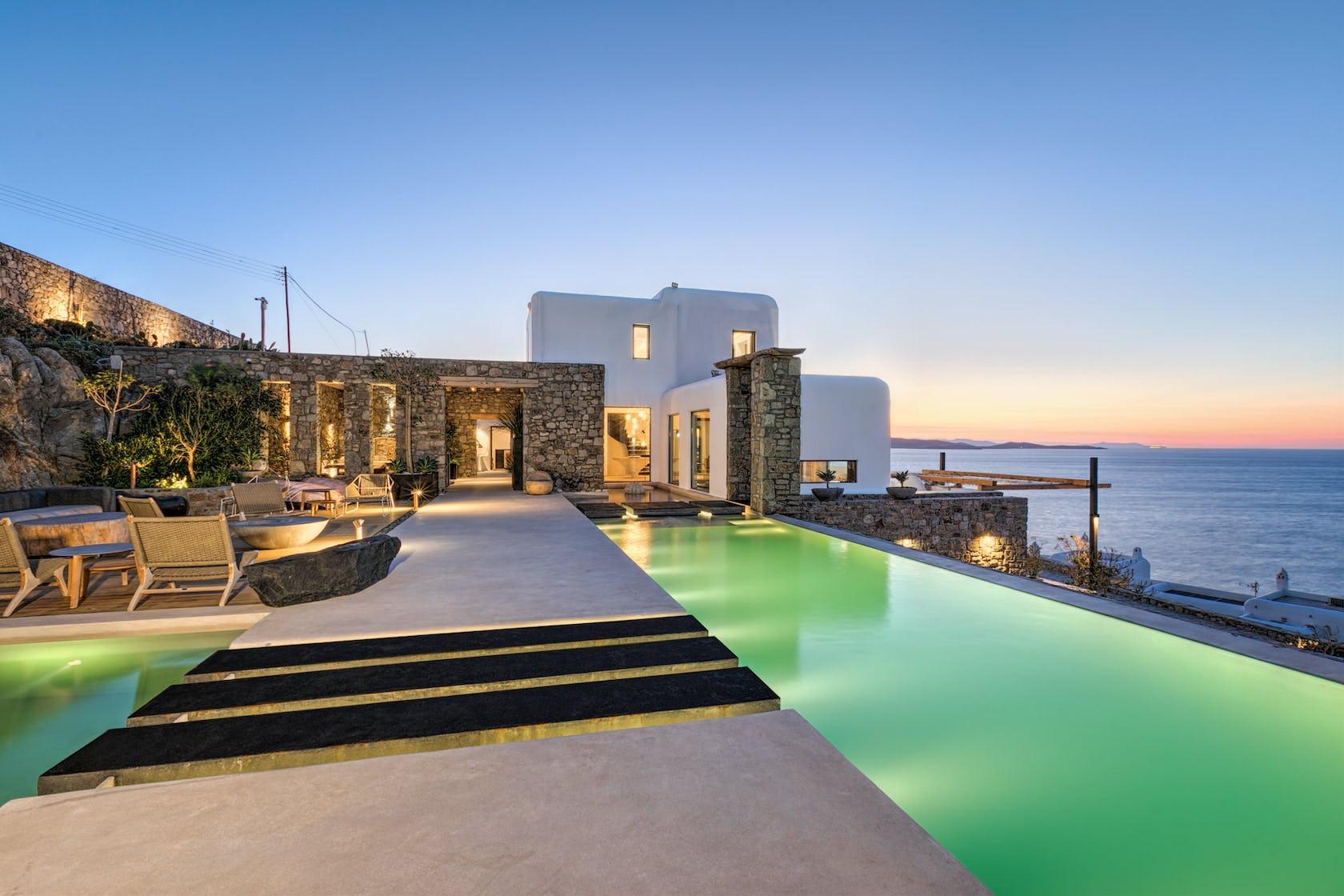 Investir dans une villa à Las Brisas