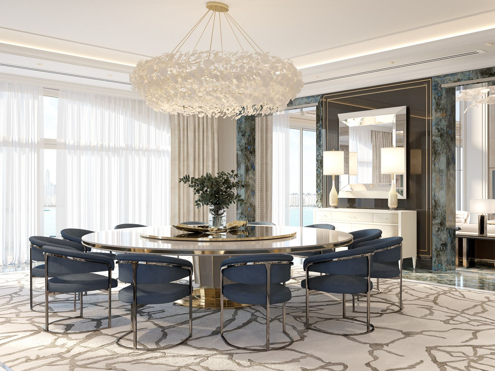 room indoors dining room furniture meeting room conference room interior design chair