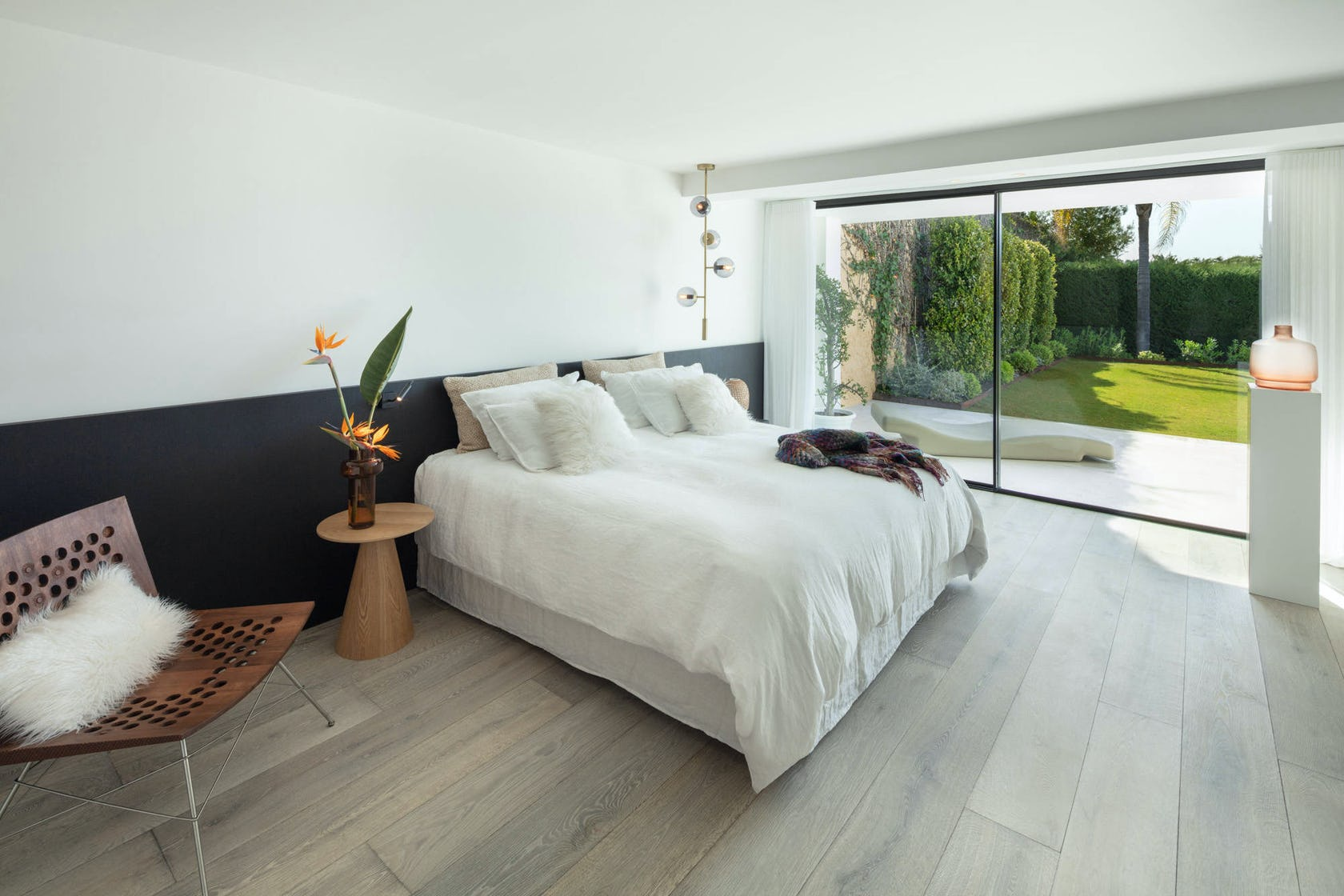 interior design flooring plant ikebana flower arrangement vase flower furniture hardwood wood