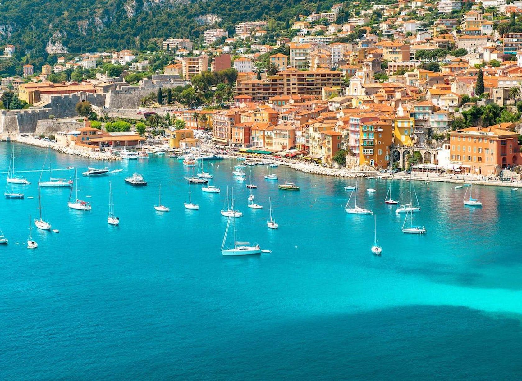 La Côte d'Azur, un rêve d'été