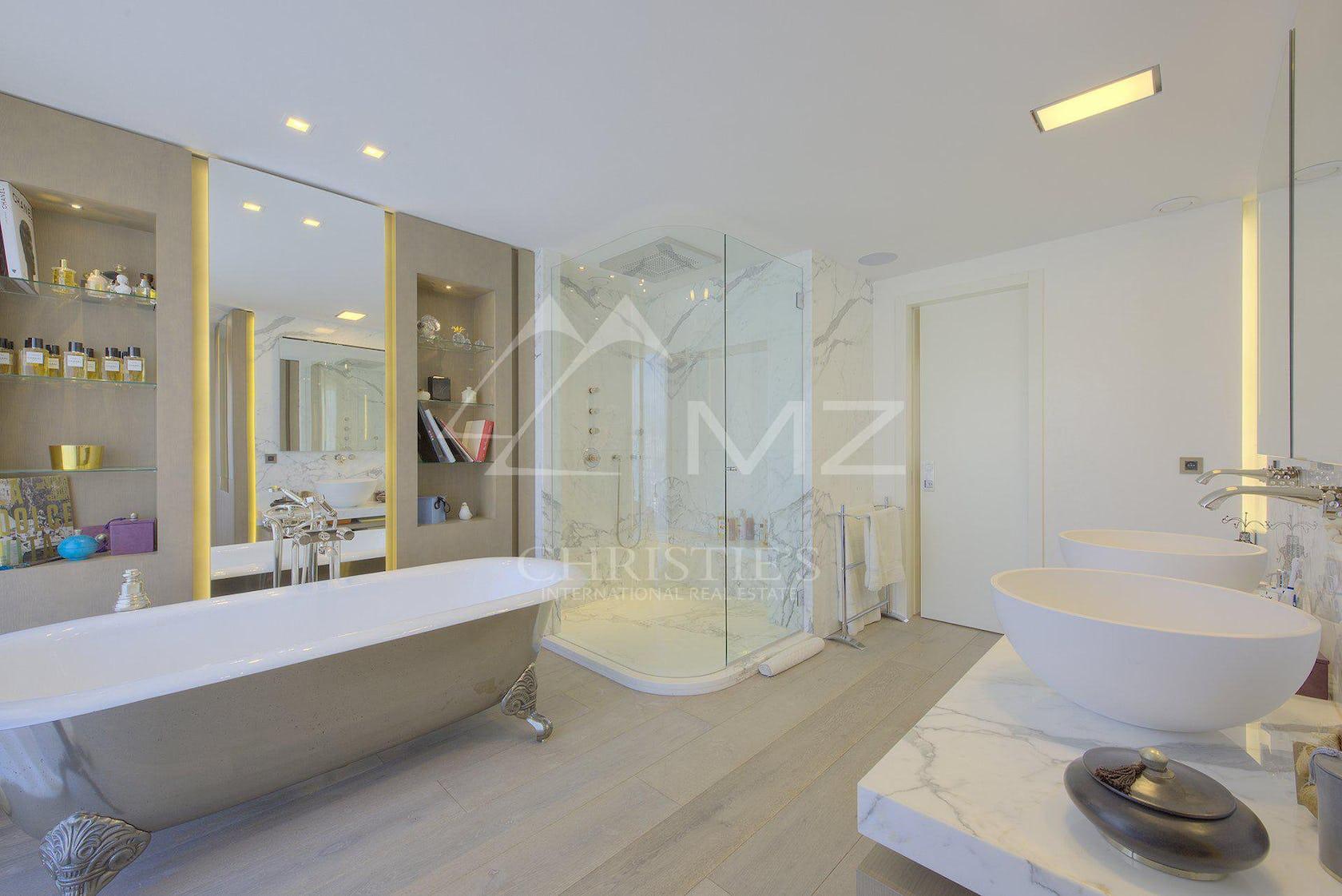 bathtub tub flooring interior design indoors floor room