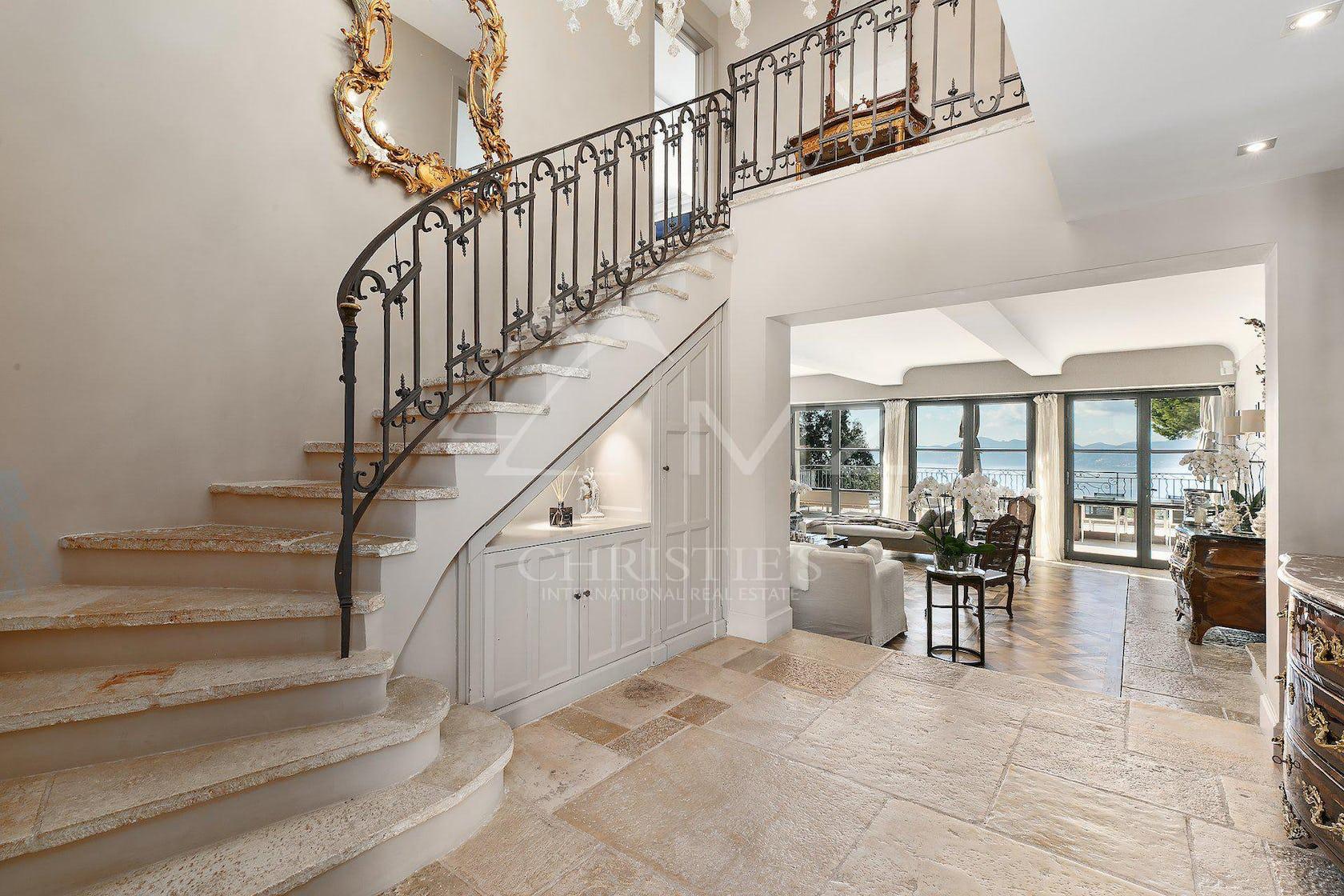 staircase flooring floor