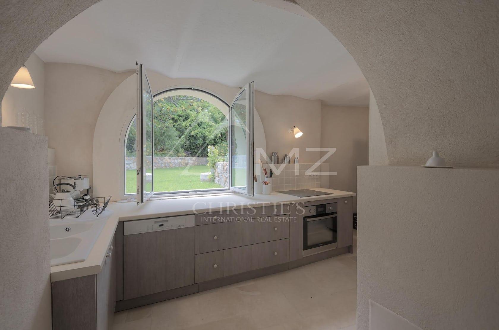 room indoors interior design kitchen