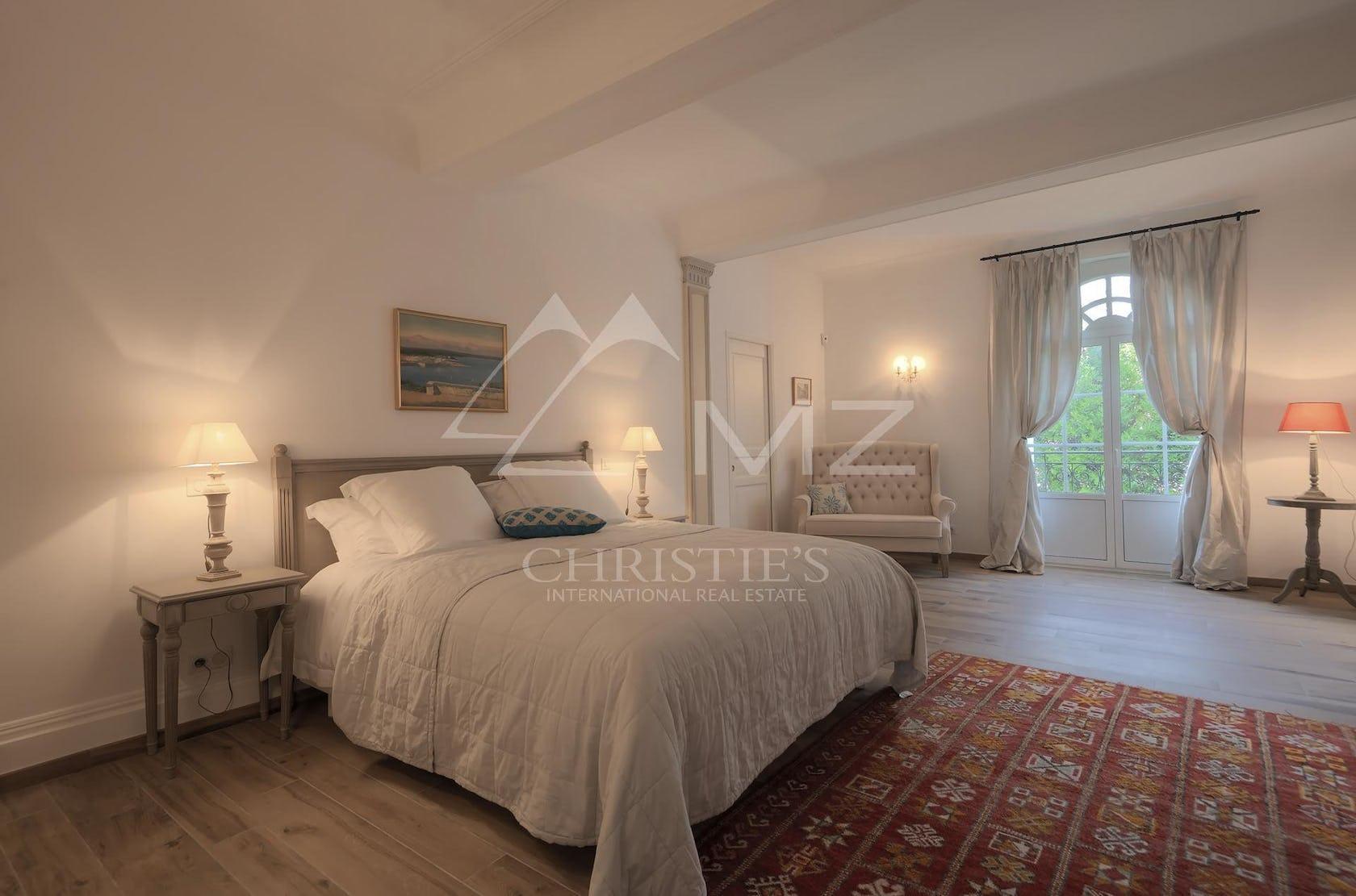 furniture bedroom room indoors bed flooring interior design home decor floor wood