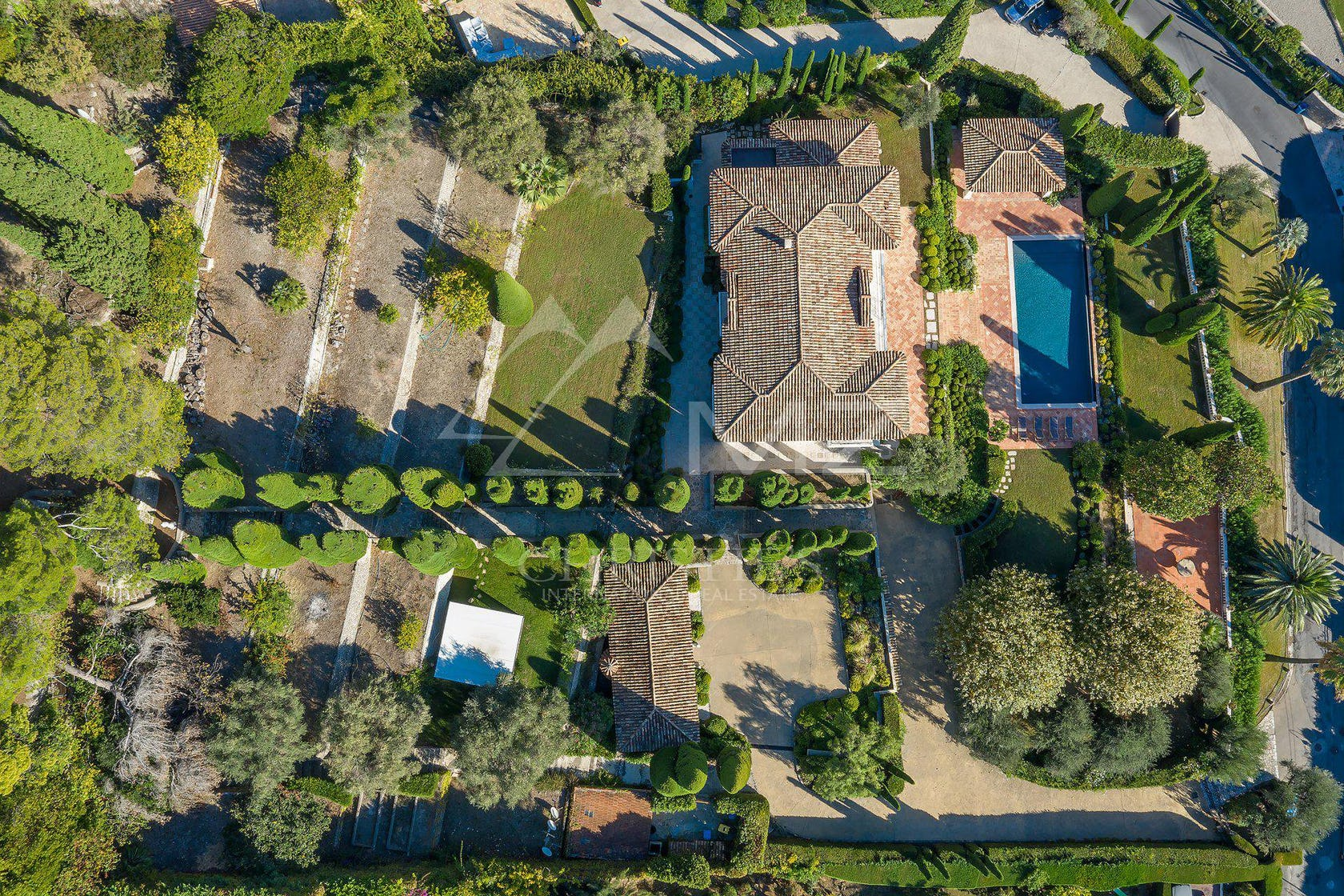 scenery nature outdoors landscape aerial view neighborhood urban building