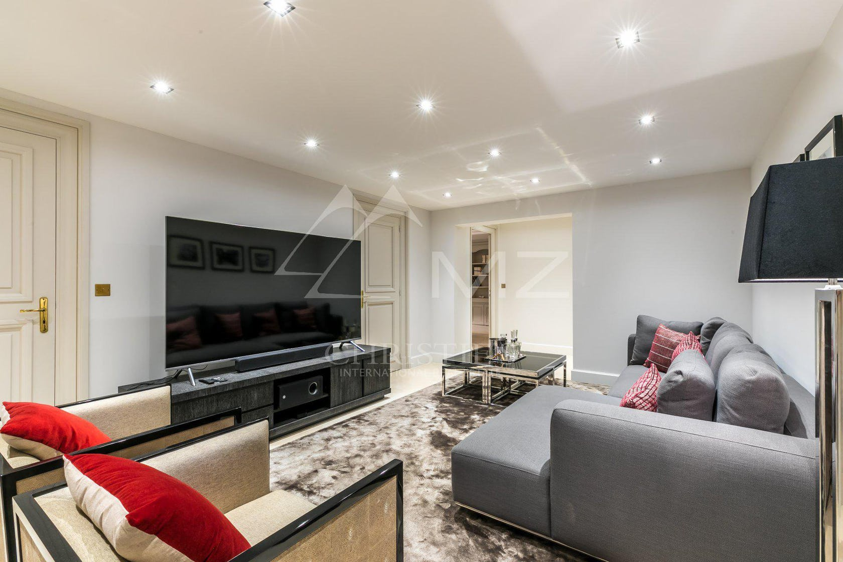 living room room indoors couch furniture interior design flooring