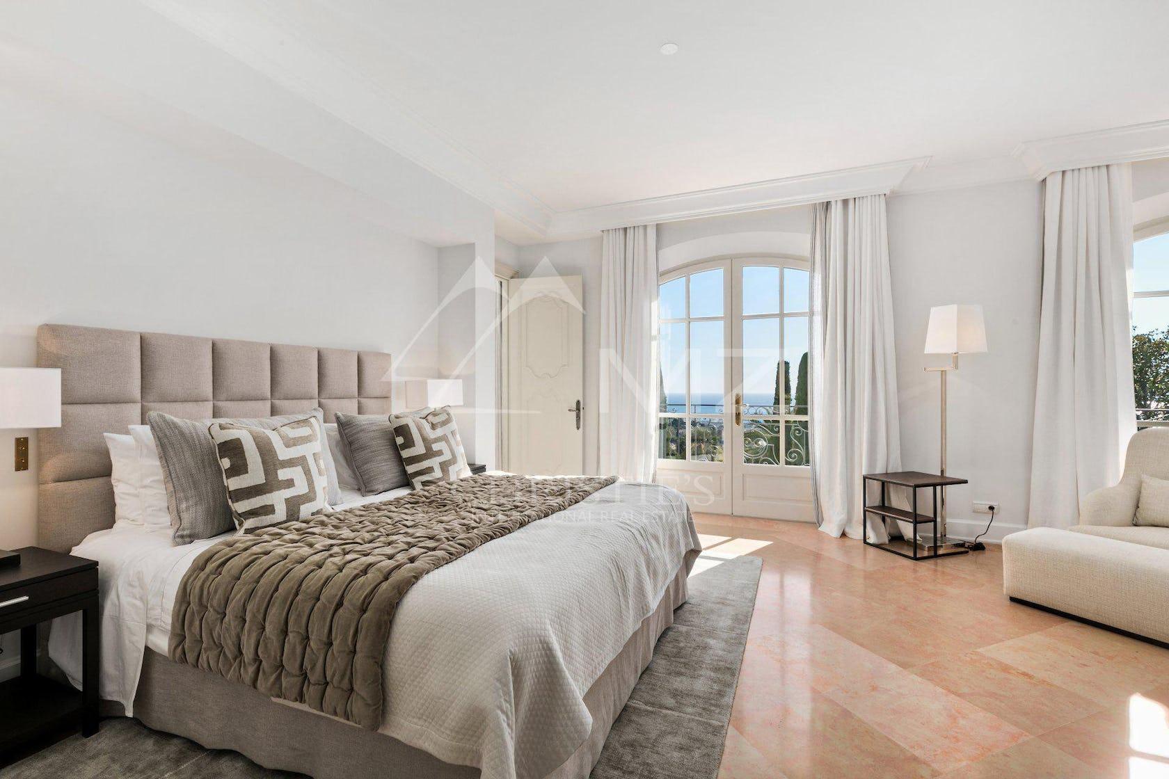 interior design indoors bedroom room furniture flooring floor bed wood