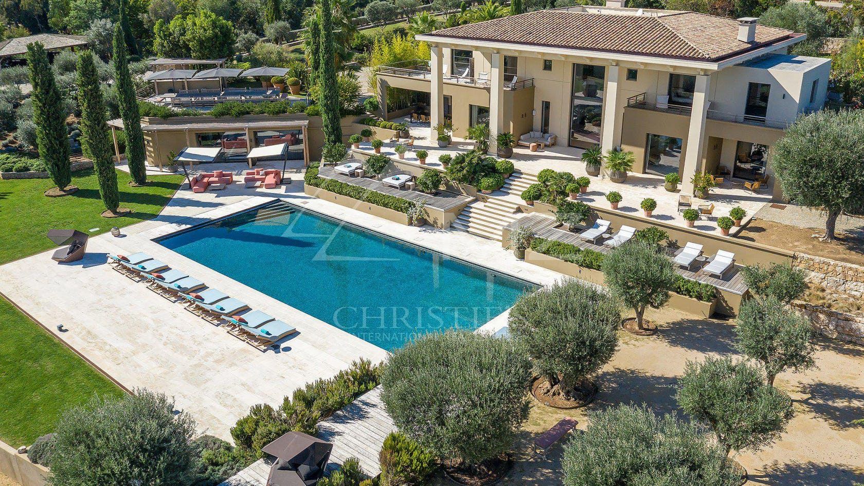 building villa housing house hotel resort