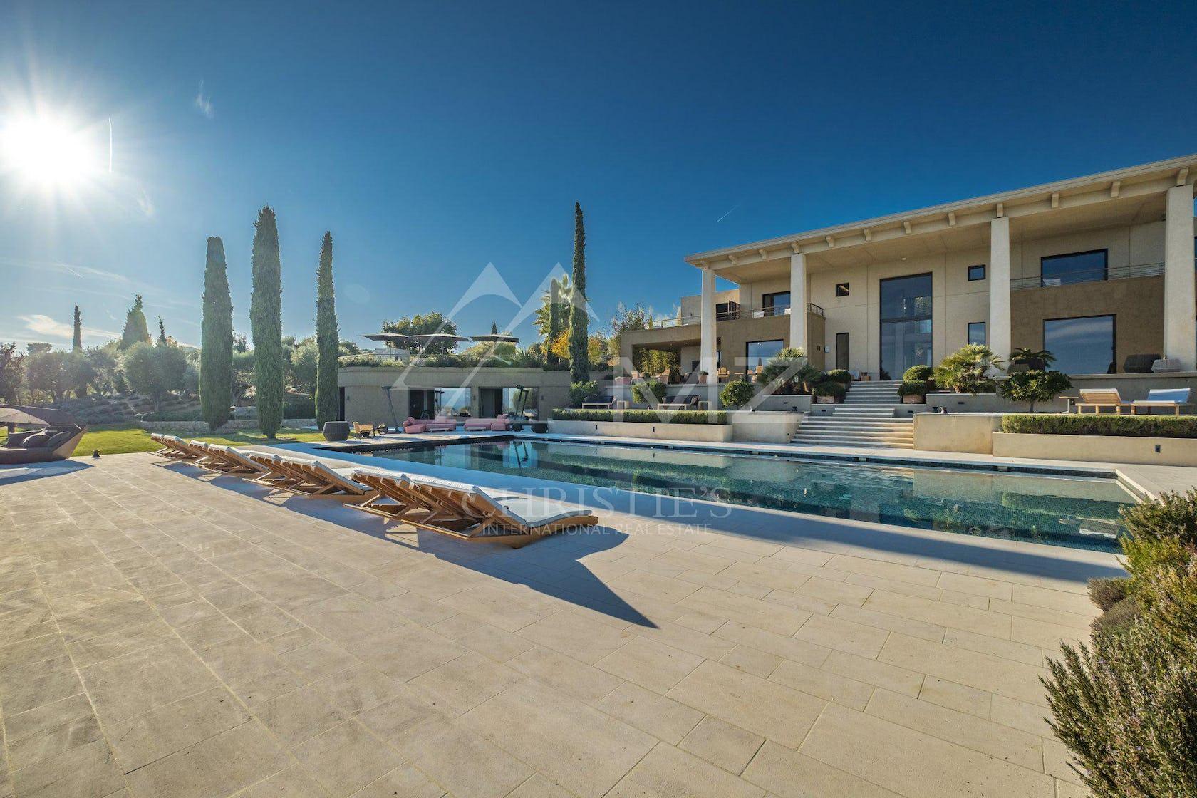 building pool water hotel metropolis urban city resort villa housing