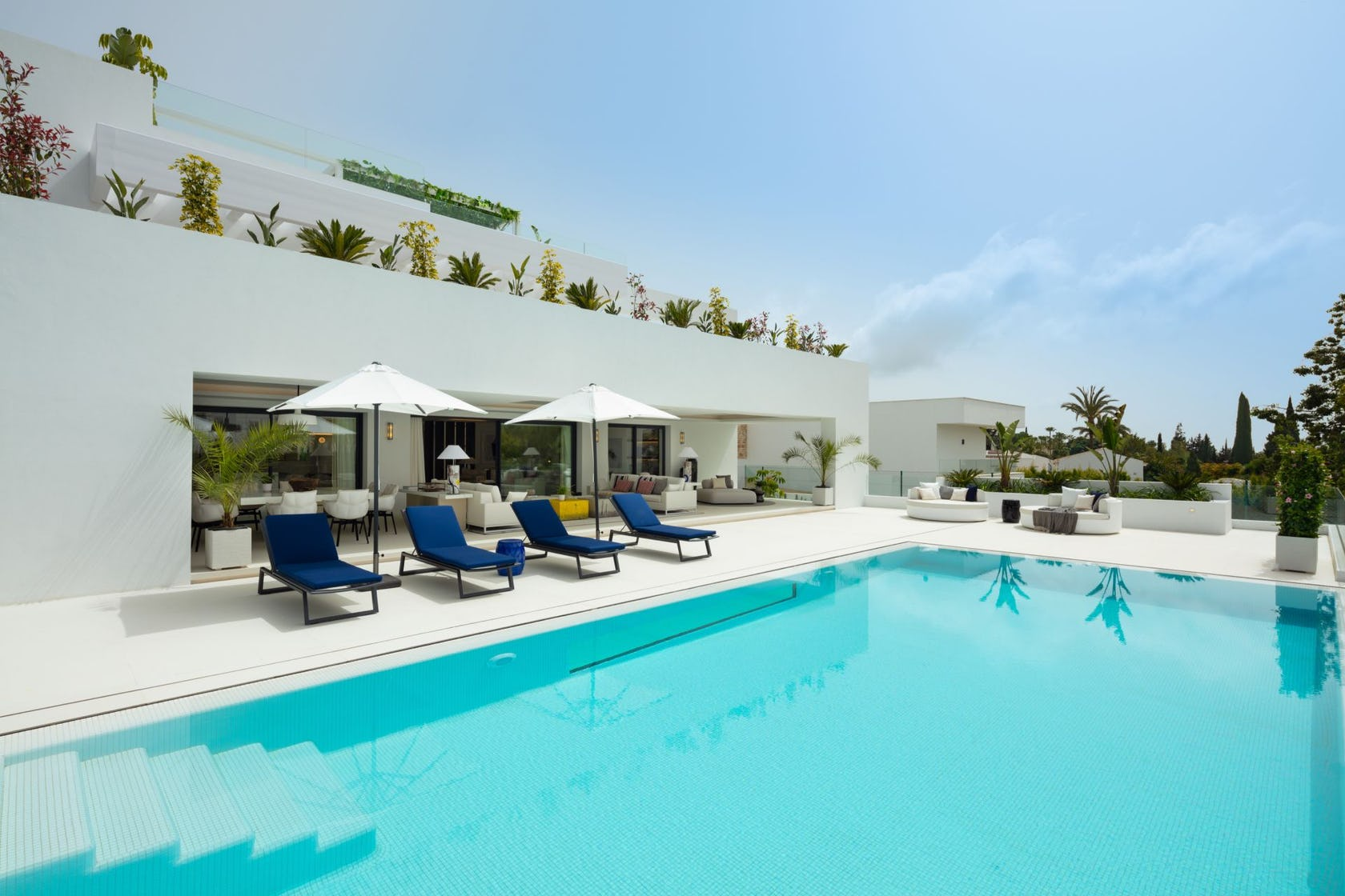 pool water swimming pool building hotel