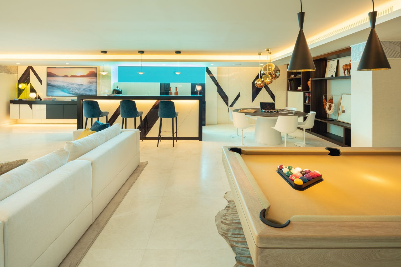 furniture indoors room couch table flooring living room