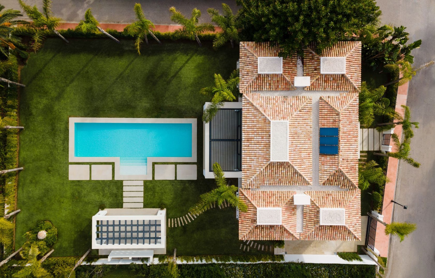 housing building villa house