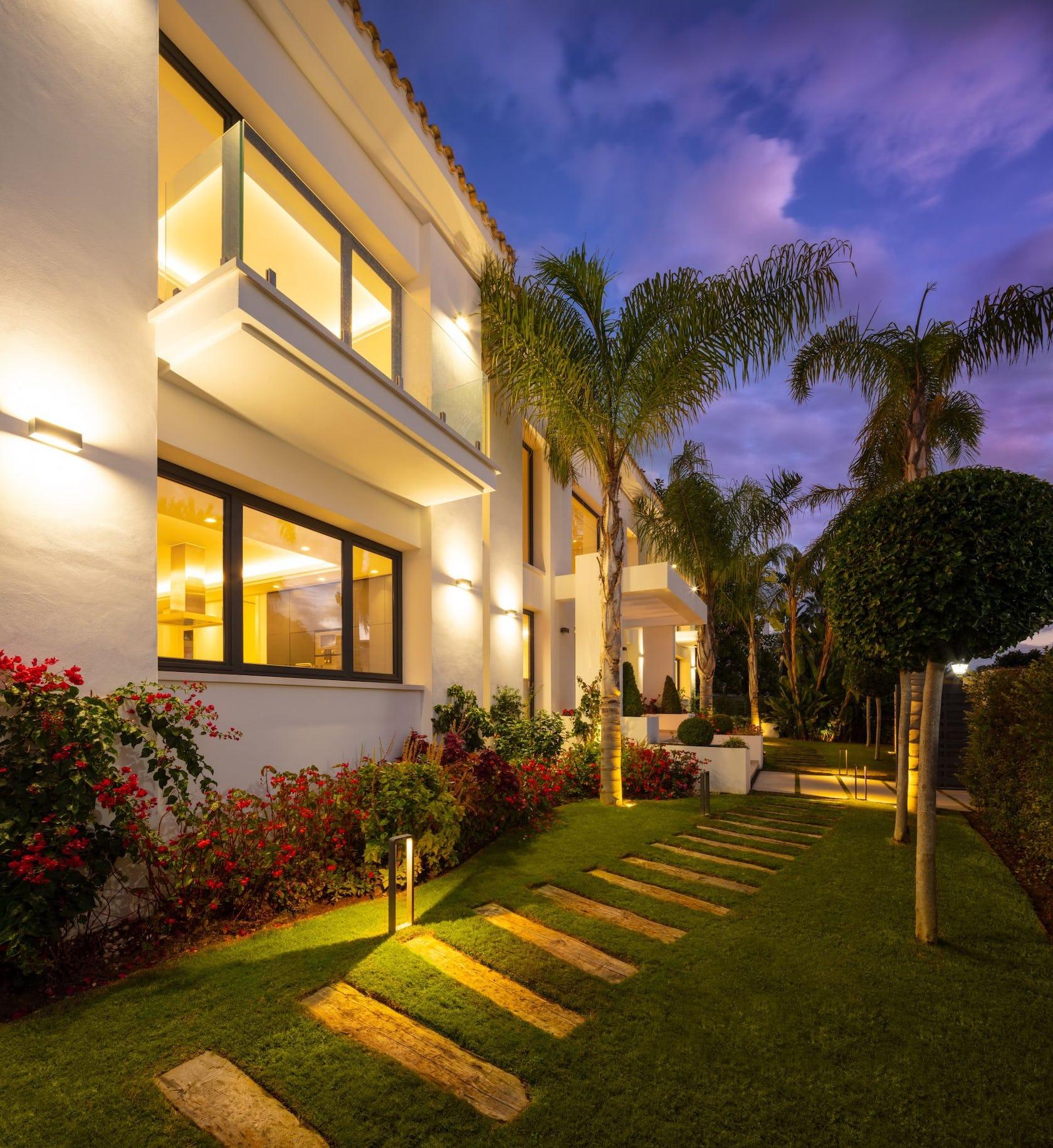 building housing hotel villa house outdoors