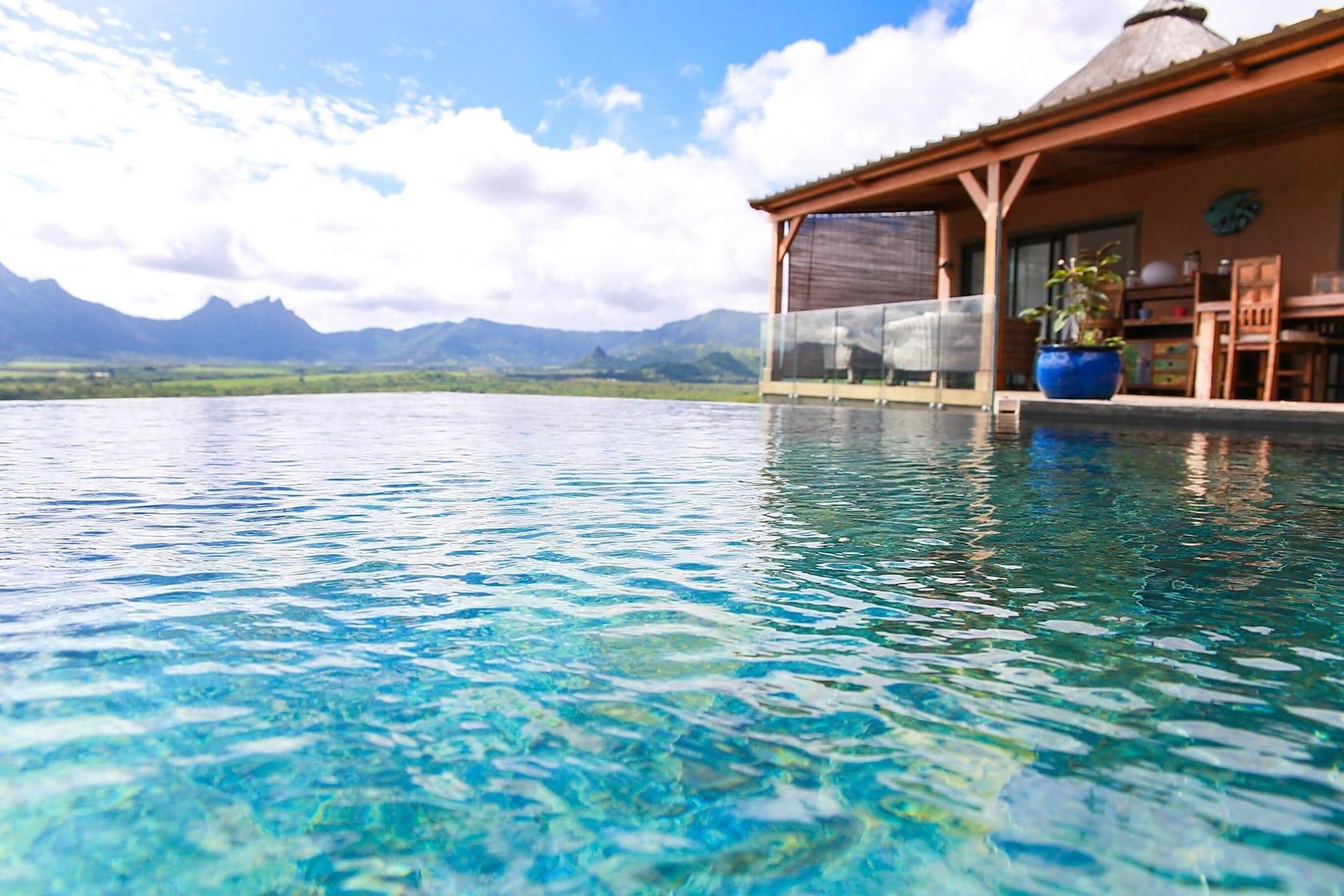 water outdoors nature building lagoon lake pool hotel housing