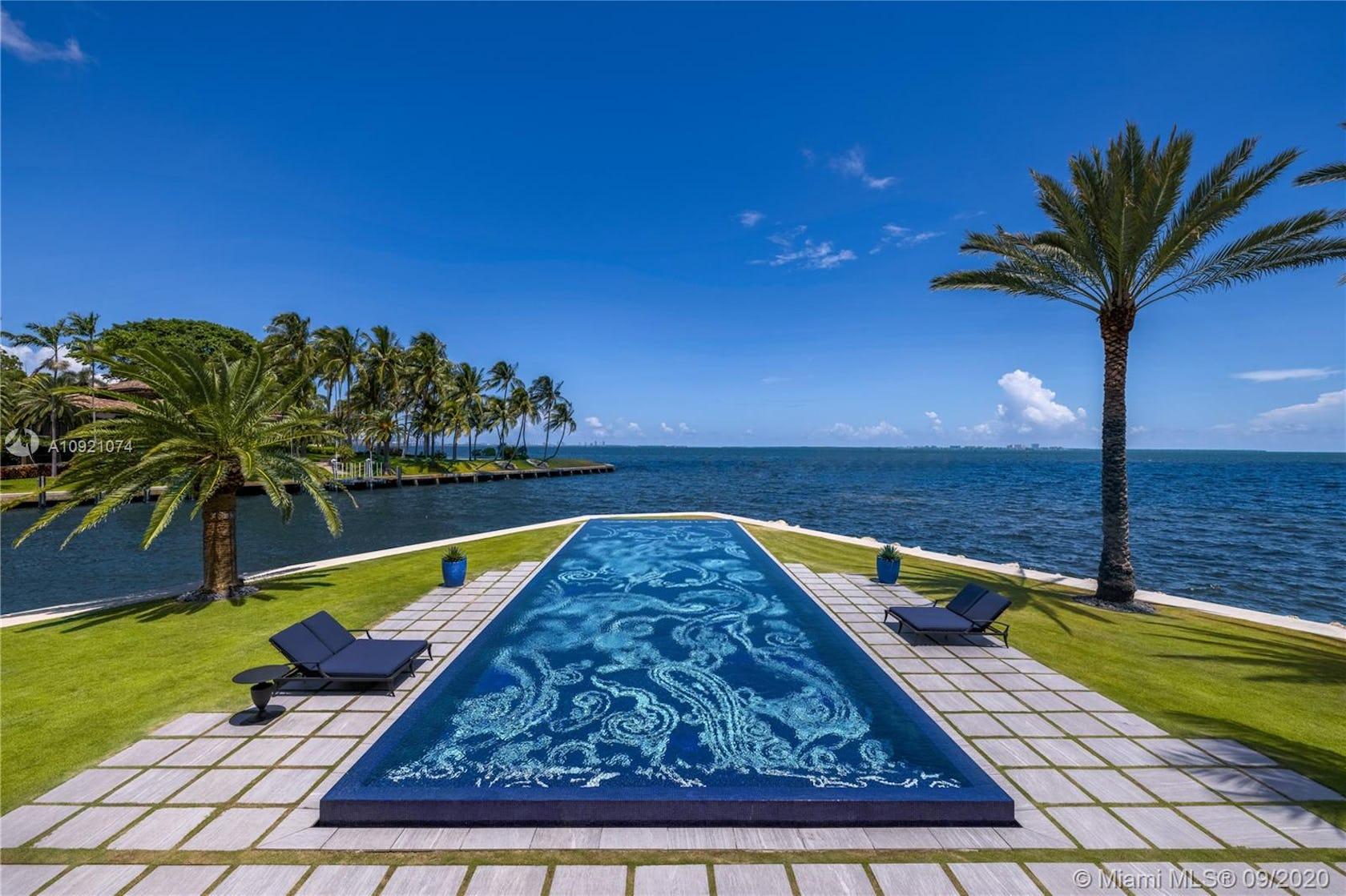 summer pool water hotel building swimming pool resort tropical