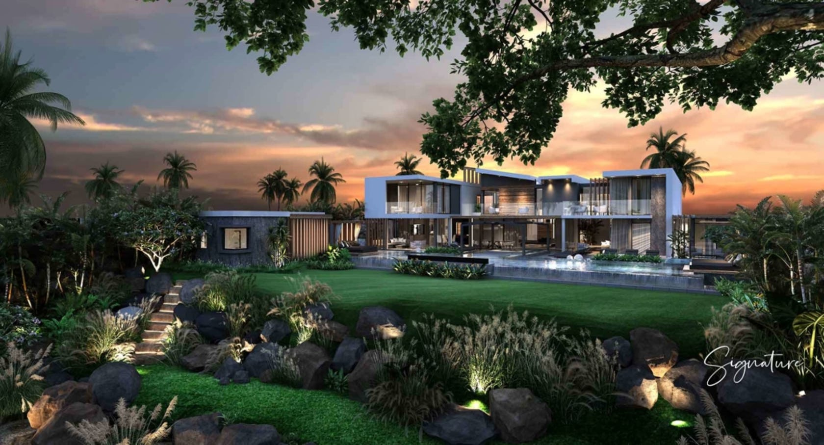 Cap Marina, a new place to live in Mauritius
