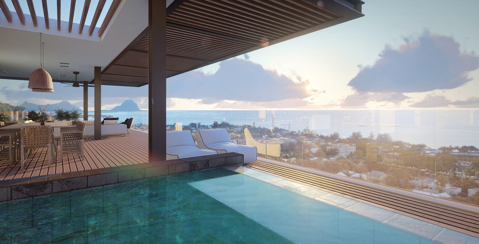 Legend Hill, an exceptional project with breathtaking views