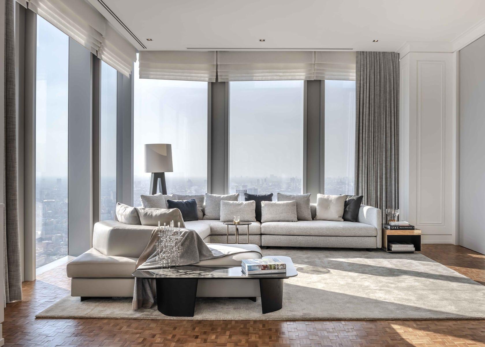 Ritz Carlton Residences in Bangkok