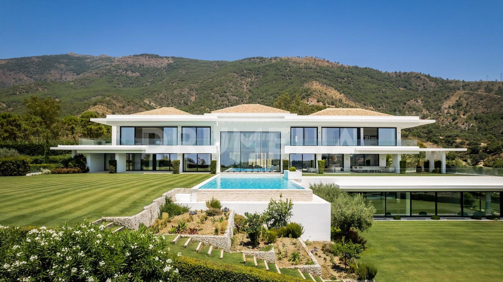 Investing in a villa in La Zagaleta