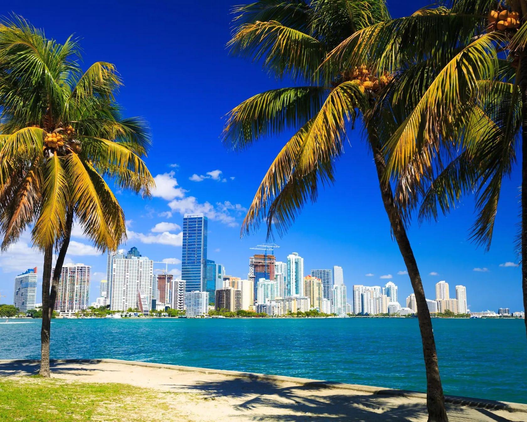 Where to invest in luxury real estate around Miami?
