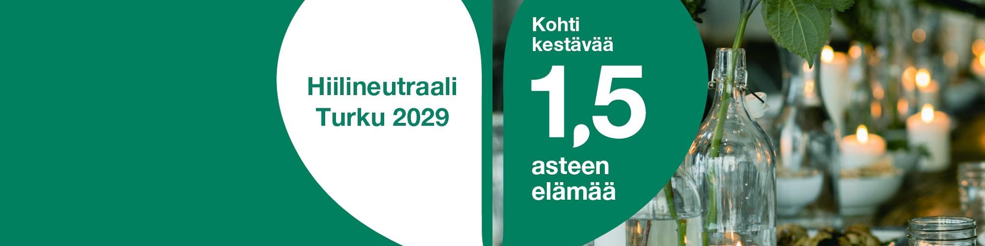 Hiilineutraali Turku 2029