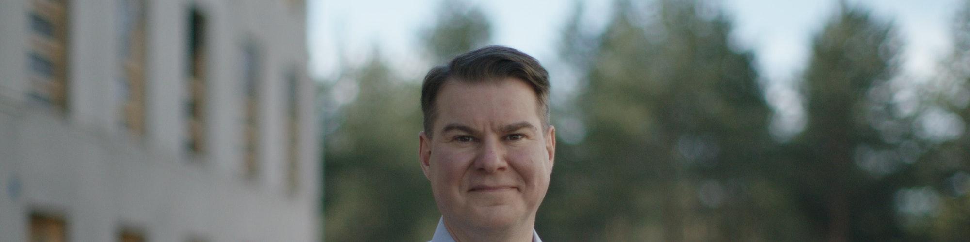 TVT Asuntojen toimitusjohtaja Teppo Forss
