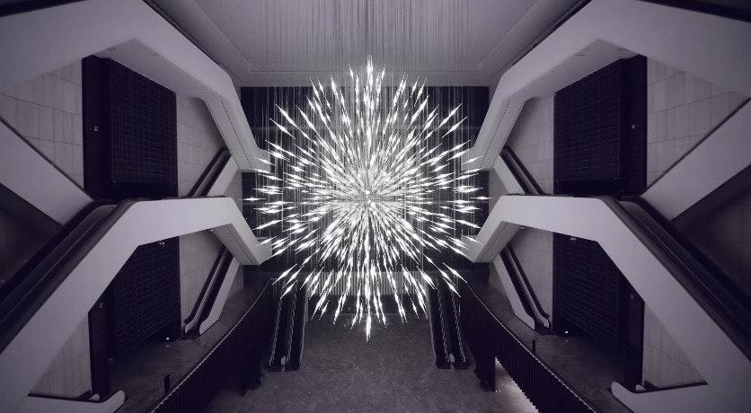 Cover Image for LASVIT - FELIX STELLA. lamp