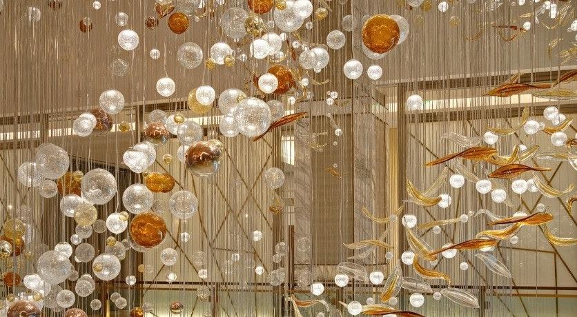 Cover Image for LASVIT - SWOOP. chandelier,lamp,lighting,shop