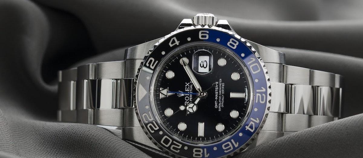 Luxury rolex watch