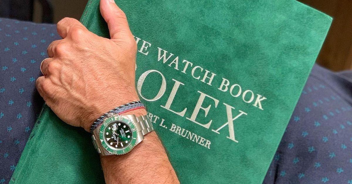 The Rolex Watch Book - @toys.men on Instagram
