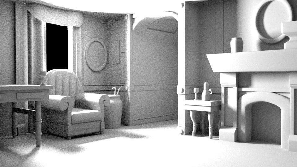 Scene render