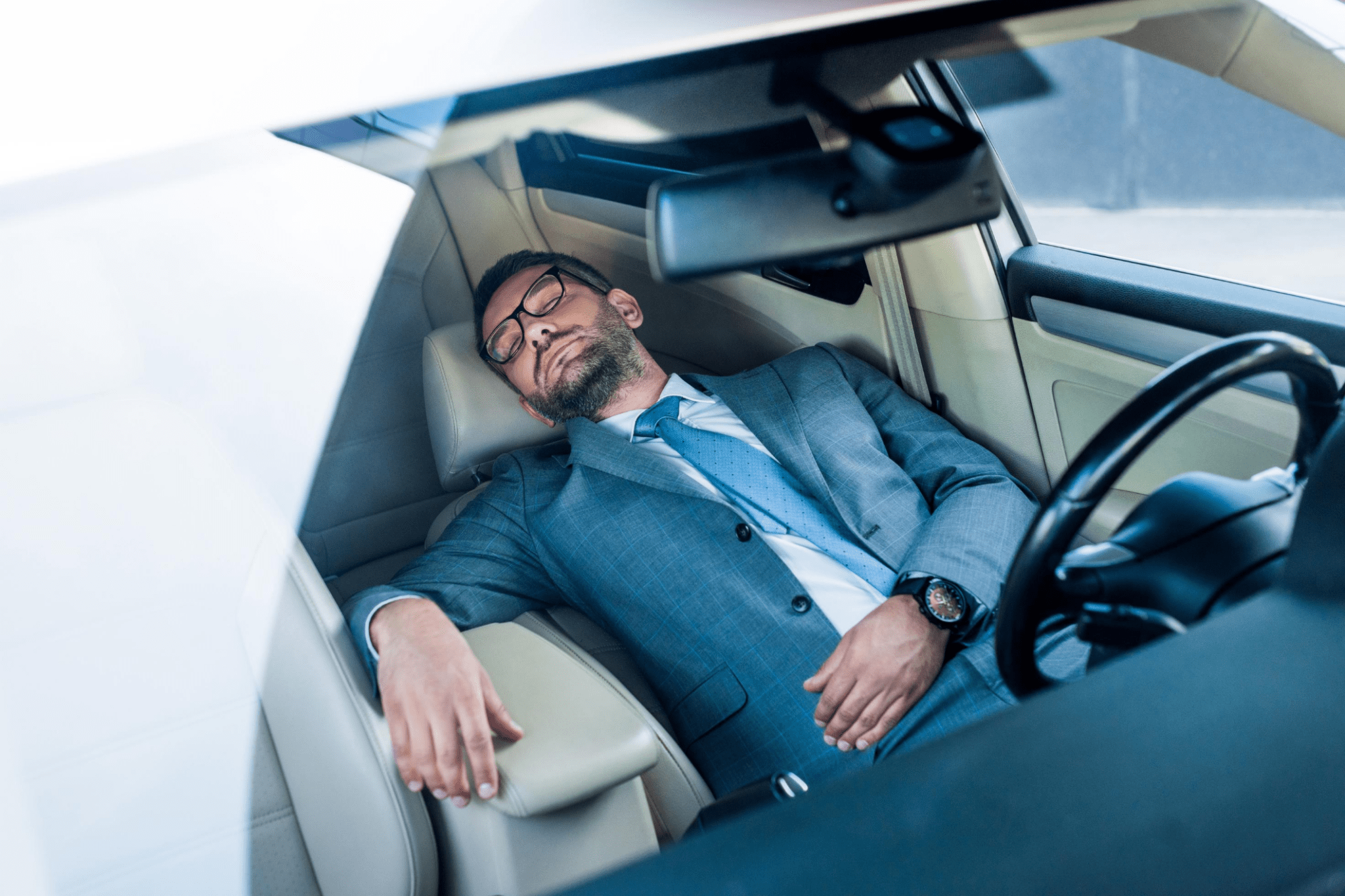 Rodriguez Law Firm Blog | DUI conviction in Virginia for sleeping in the car