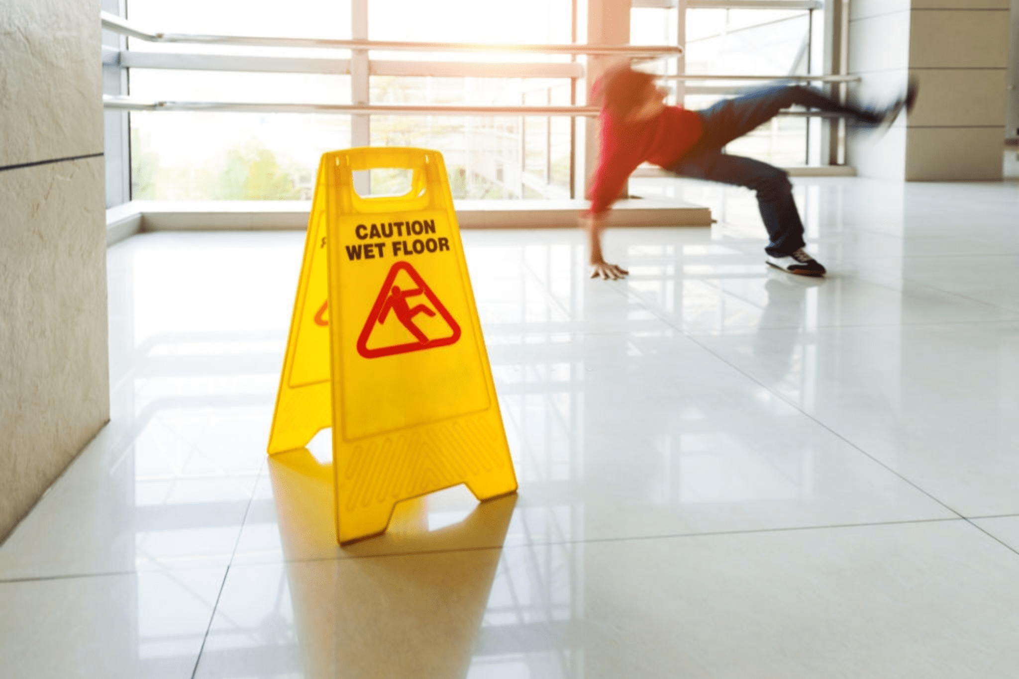 Rodriguez Law Firm Blog | Slip and fall accident: what you have to do