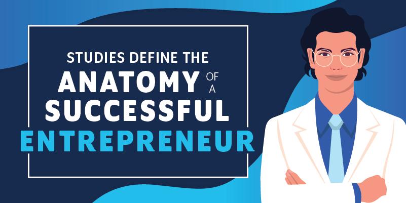 Studies Define the Anatomy of a Successful Entrepreneur