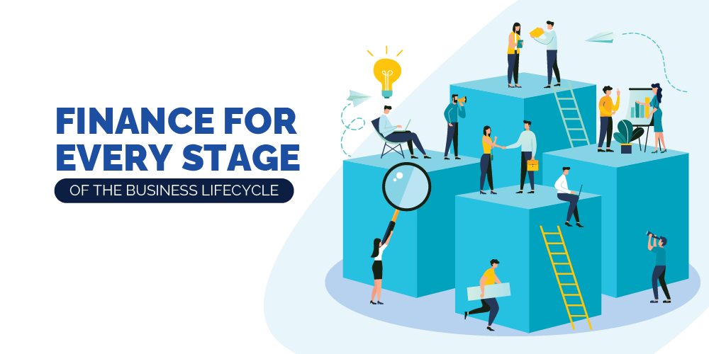 Finance for Every Stage of the Business Lifecycle