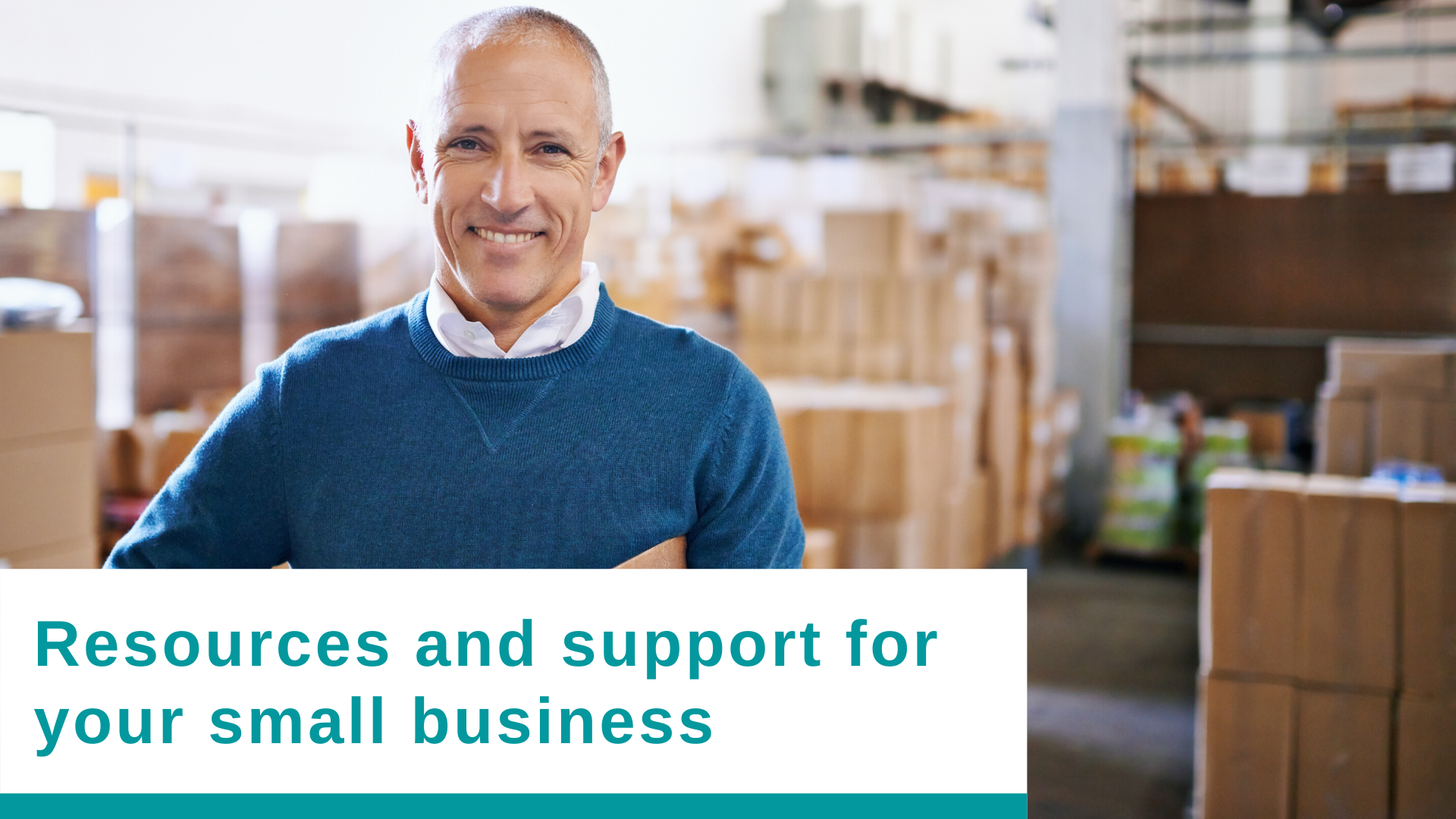 COVID-19 : Resources and support for your small business
