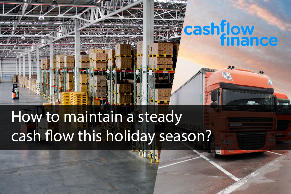 How to maintain a steady cash flow this holiday season