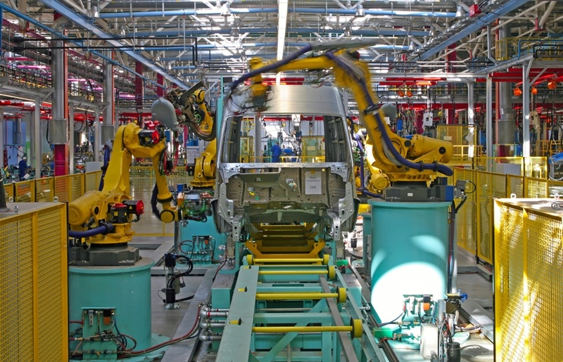 Improve your manufacturing business by investing in robotics