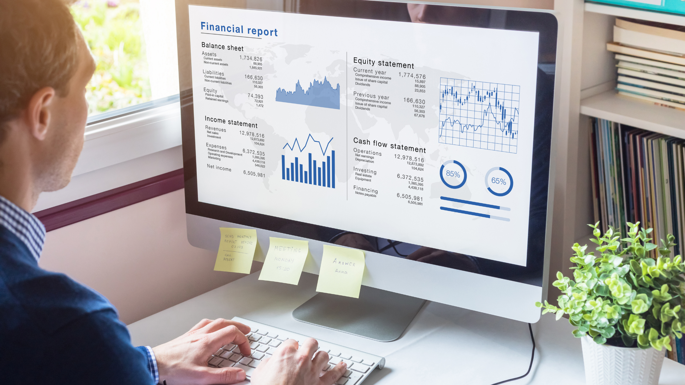 Getting to grips with your small business financial statements