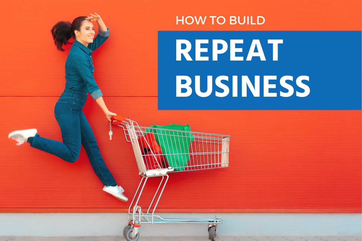 3 ways to attract repeat business