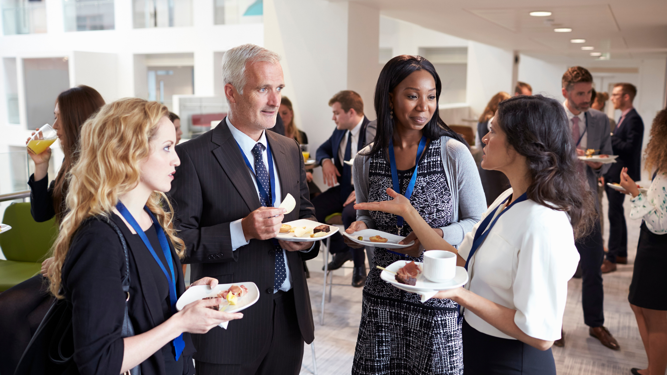 Networking tips for small business owners