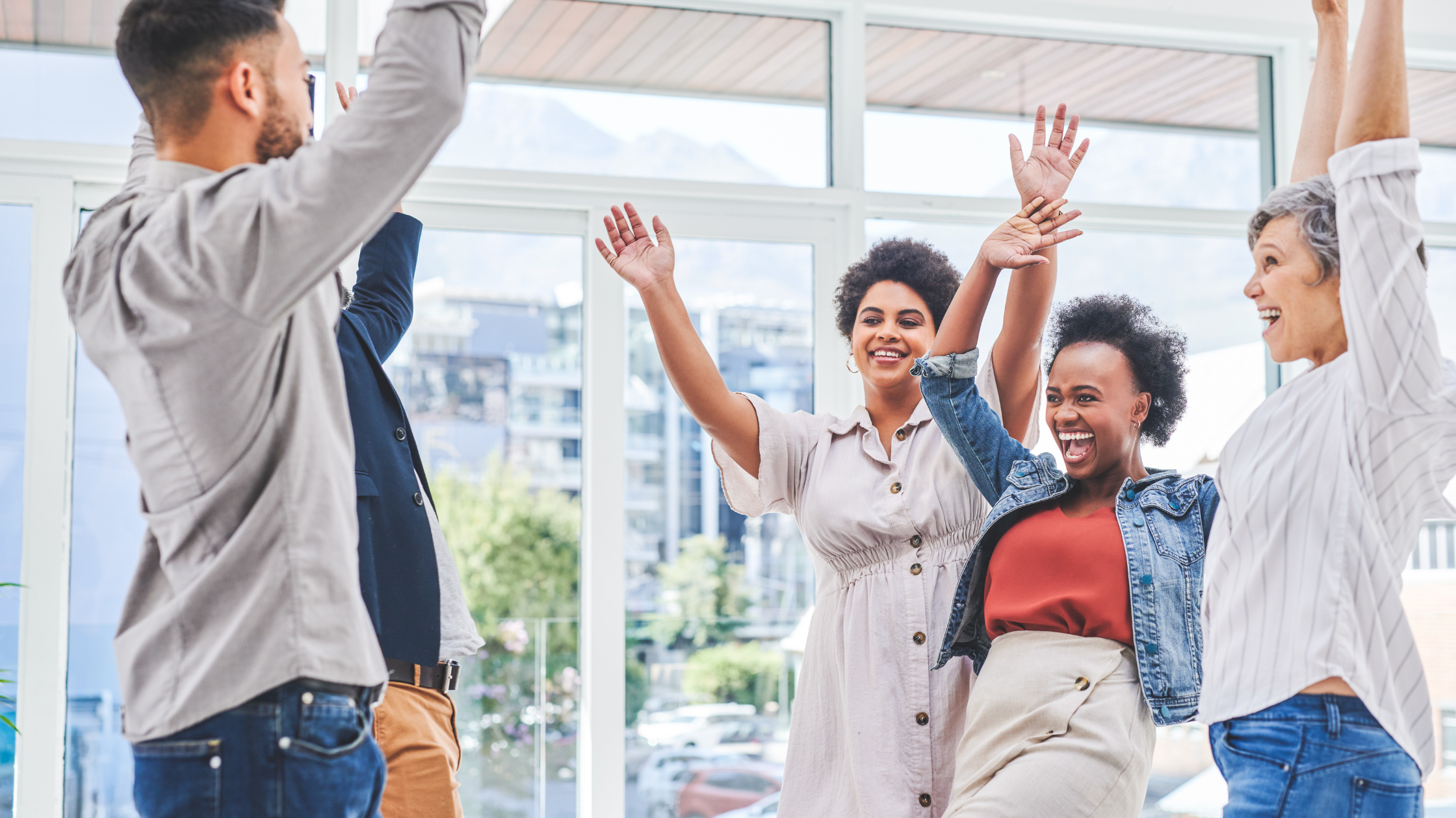 4 easy ways to improve office morale