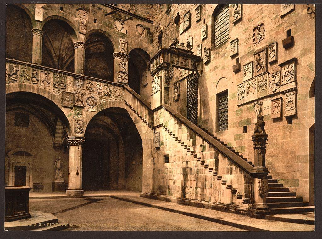 Bargello Palace Florence