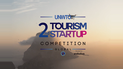 Questo finalists at UNWTO tourism startup competition