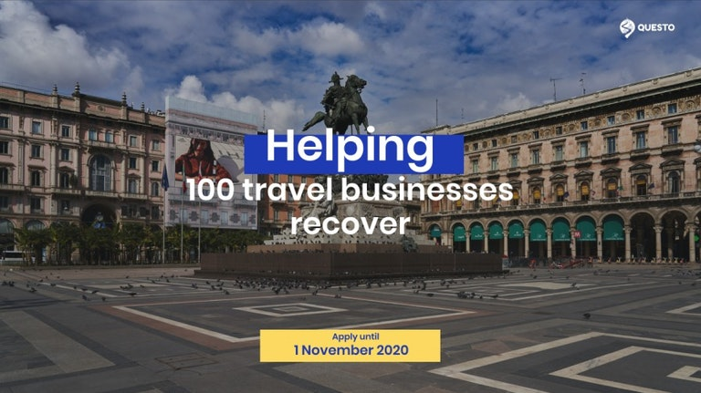 Questo helps travel businesses create self-guided tours