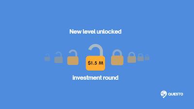 Investment round unlocked